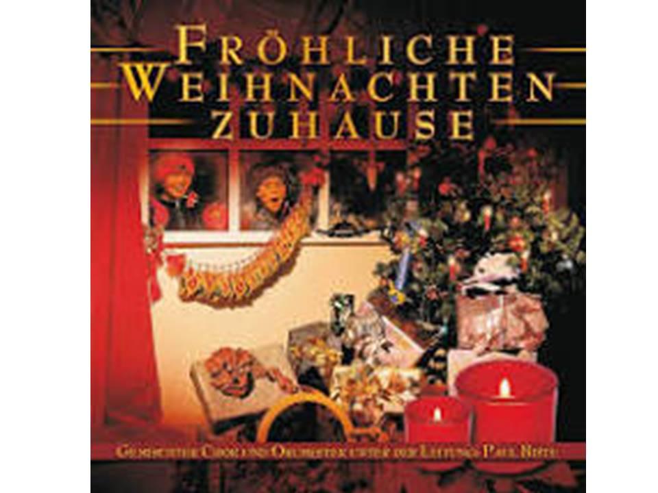 Eigene Weihnachts-CD